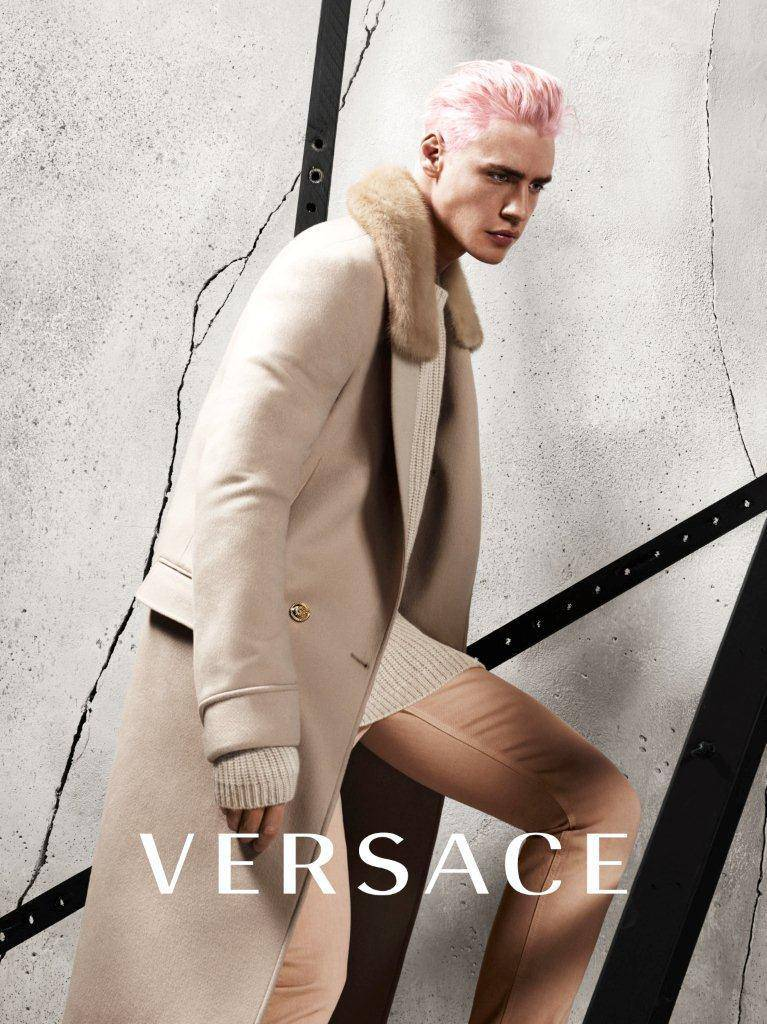 Versace Fall/Winter 2015 Campaign Promises Modern Refinement