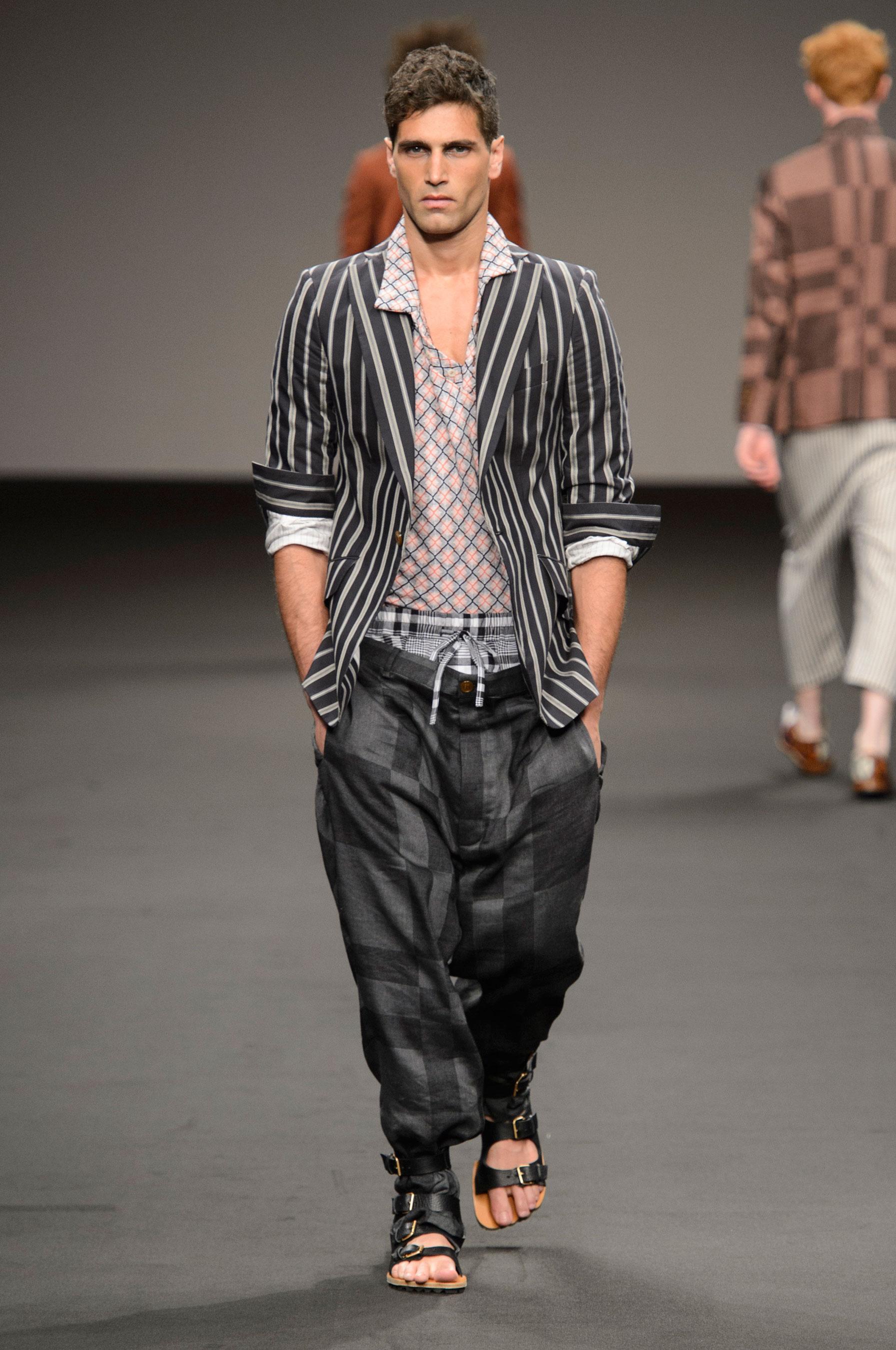 Vivienne Westwood Spring/Summer 2016 Menswear Collection   Milan Fashion Week