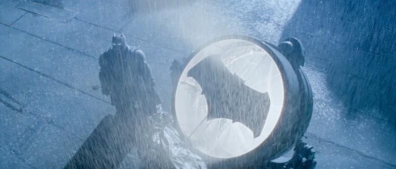 Batman (Ben Affleck) in Batman v Superman: Dawn of Justice