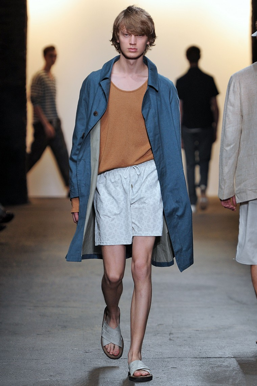 Billy Reid Spring/Summer 2016 Collection | New York Fashion Week: Men