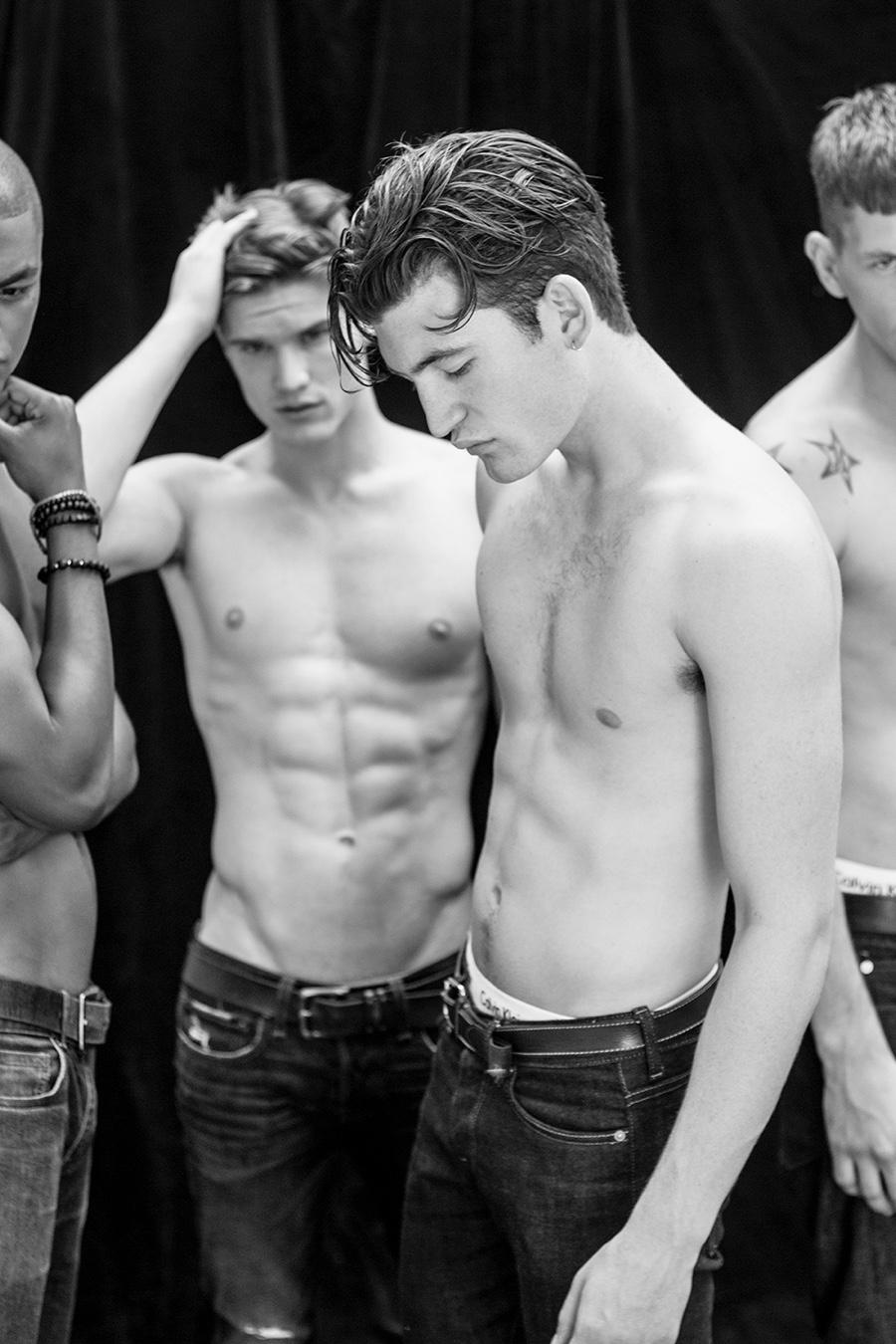 Boys of Summer: Q Models by Gregory Prescott   The Fashionisto