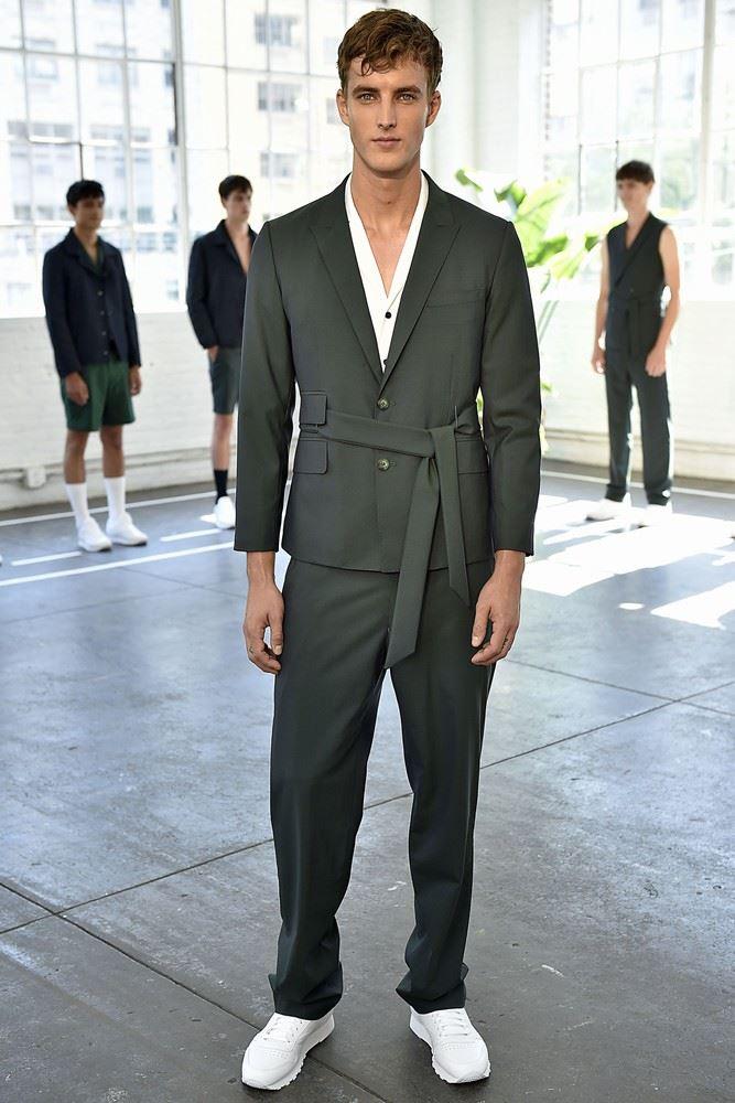 Carlos Campos Spring/Summer 2016 Collection | New York Fashion Week: Men
