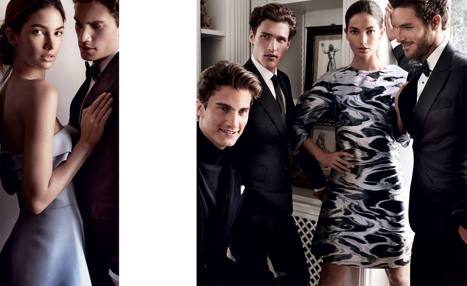 Carolina Herrera Fall/Winter 2015 Campaign Encounters Everyday Elegance