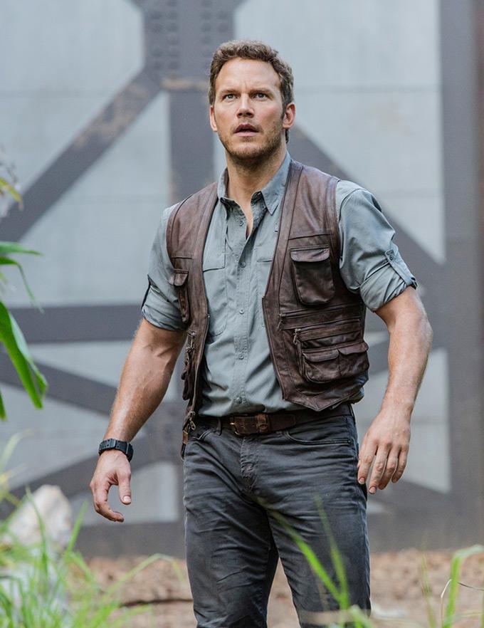 Fashions Inspired by Chris Pratt in 'Jurassic World'