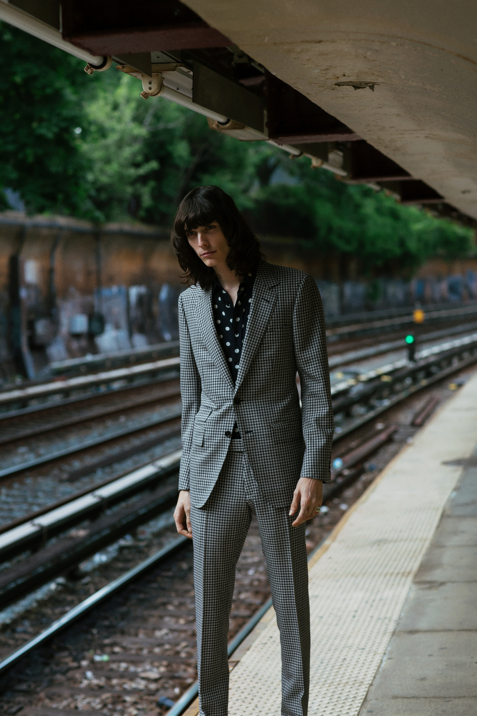 Details Hones in on Fall Suiting with Sartorial Shoot