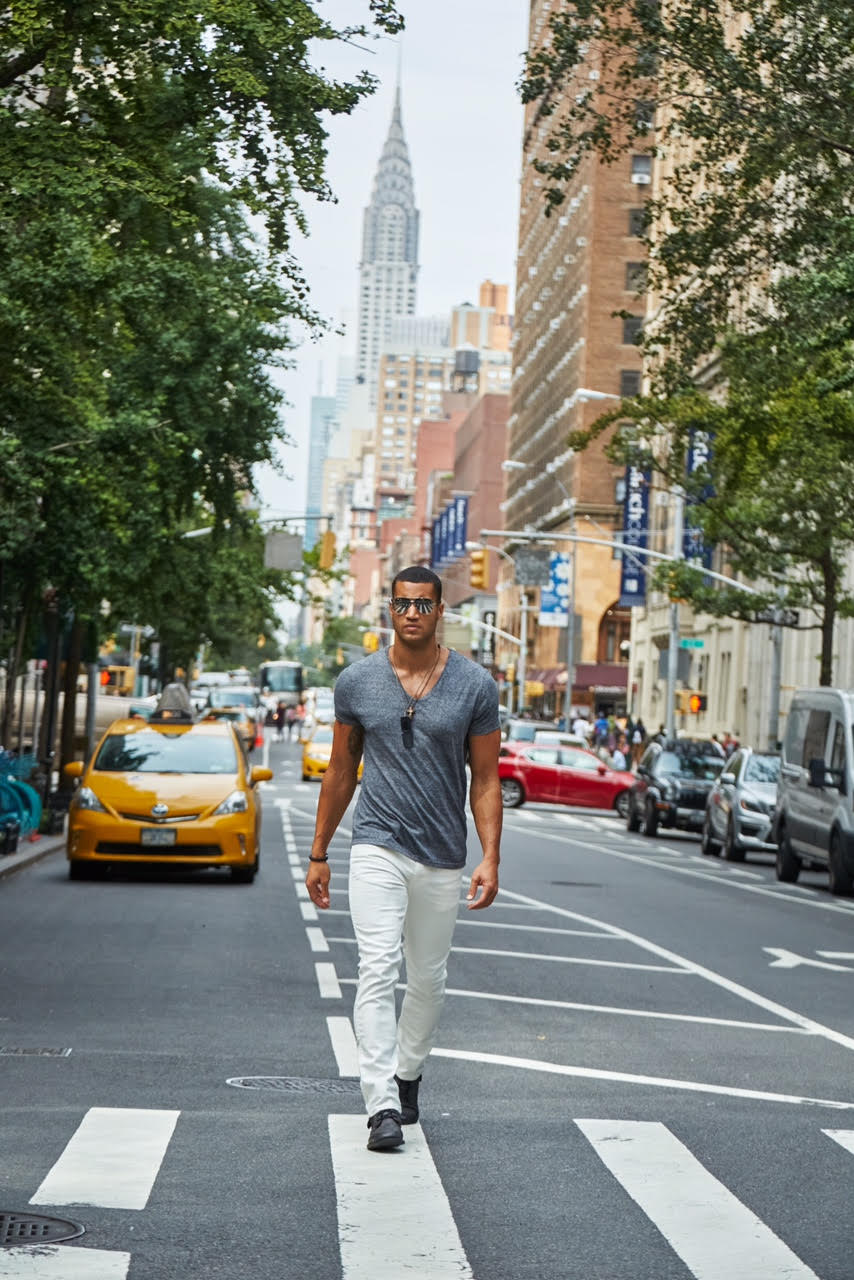 Devin Goda Hits the Big Apple in Photos by Alexis Adam