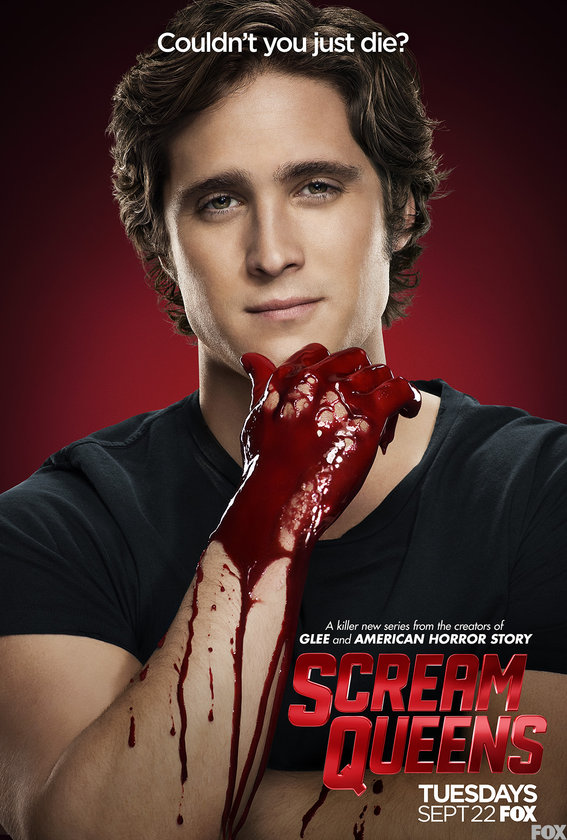 'Scream Queens' Cast Gets Bloody for New Posters