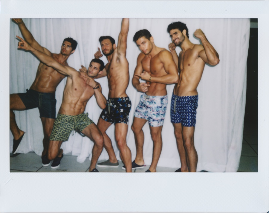 Exclusive: Thorsun Spring/Summer 2016 Polaroid Edition by Taylor Miller