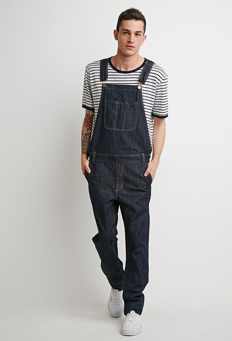 Fashion Overalls + Men's Overall Shorts AKA Shortalls