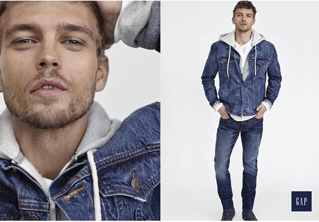 Gap Highlights Blue Denim for Fall/Winter 2015 Campaign