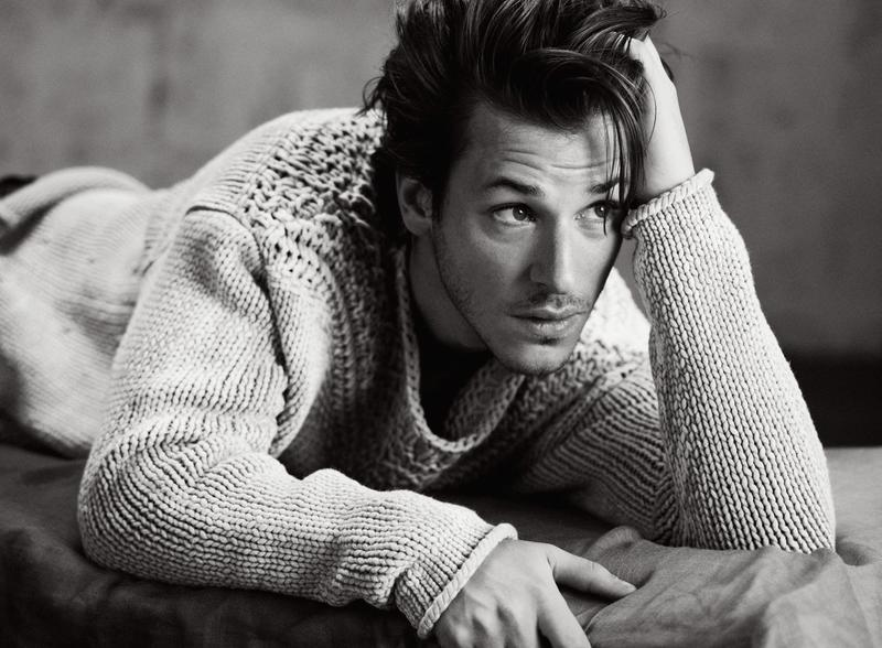 Gaspard Ulliel Appears in InStyle Photo Shoot
