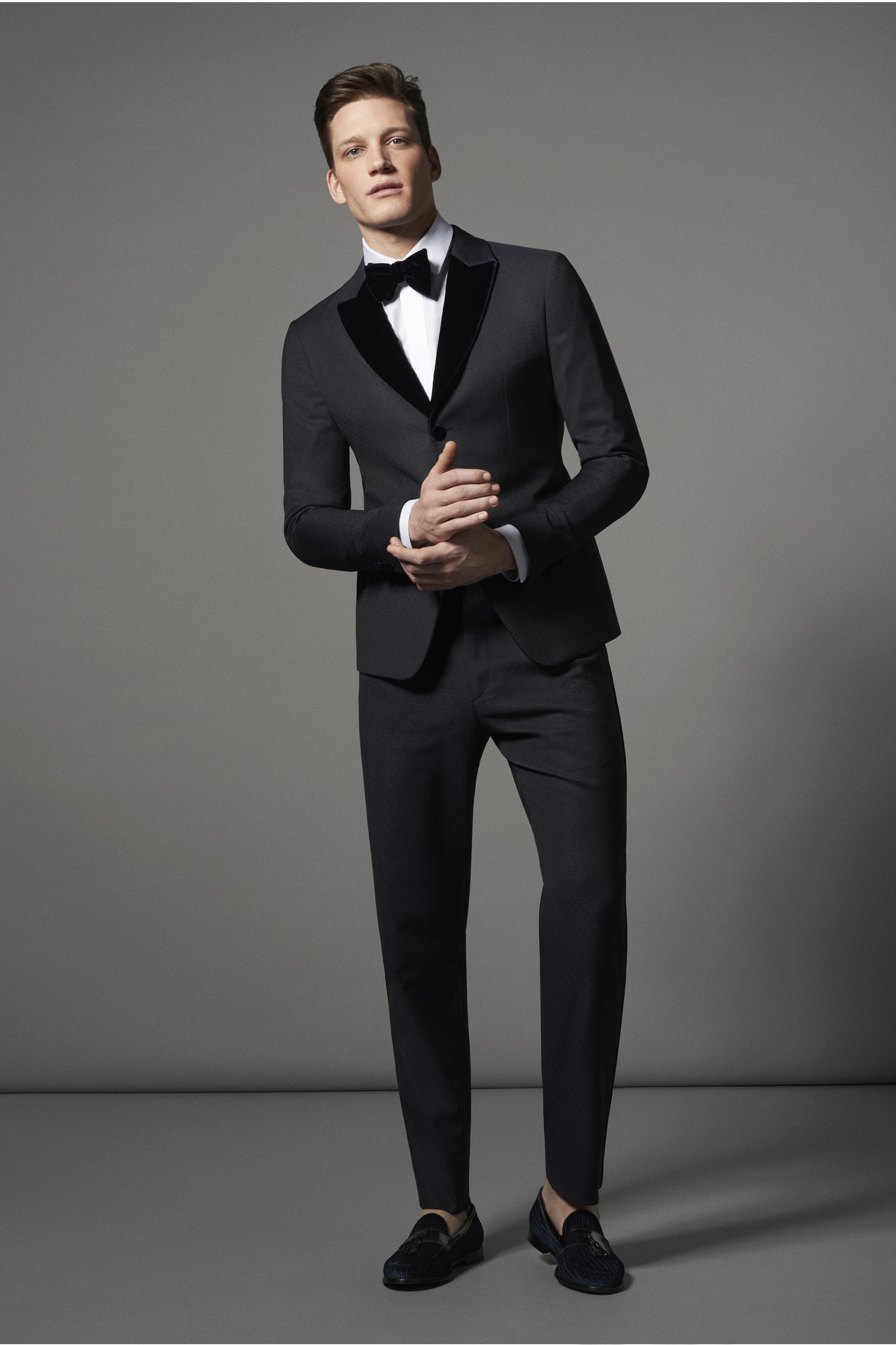 giorgio armani does formal style with evening capsule