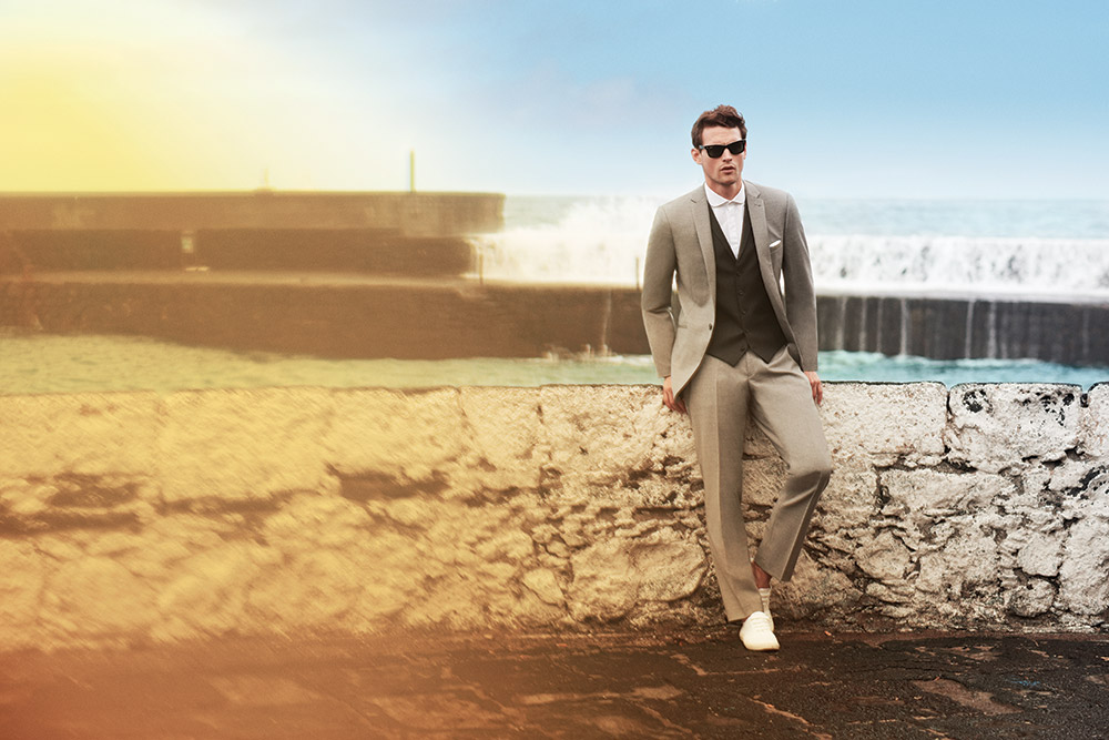 Guy Robinson Is The Ultimate Gentleman In Austin Reed Suiting Styles The Fashionisto