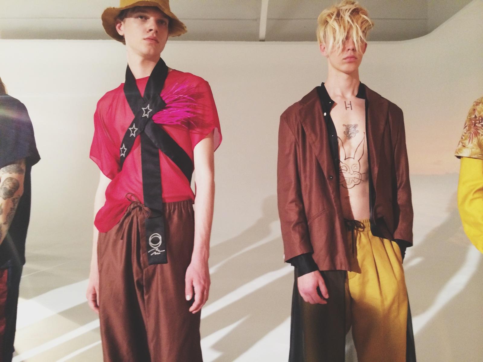New York Fashion Week: Men | New York Men's Day