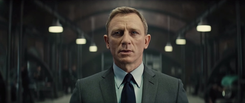Daniel Craig is Dressed to Kill in New 007 'Spectre' Trailer