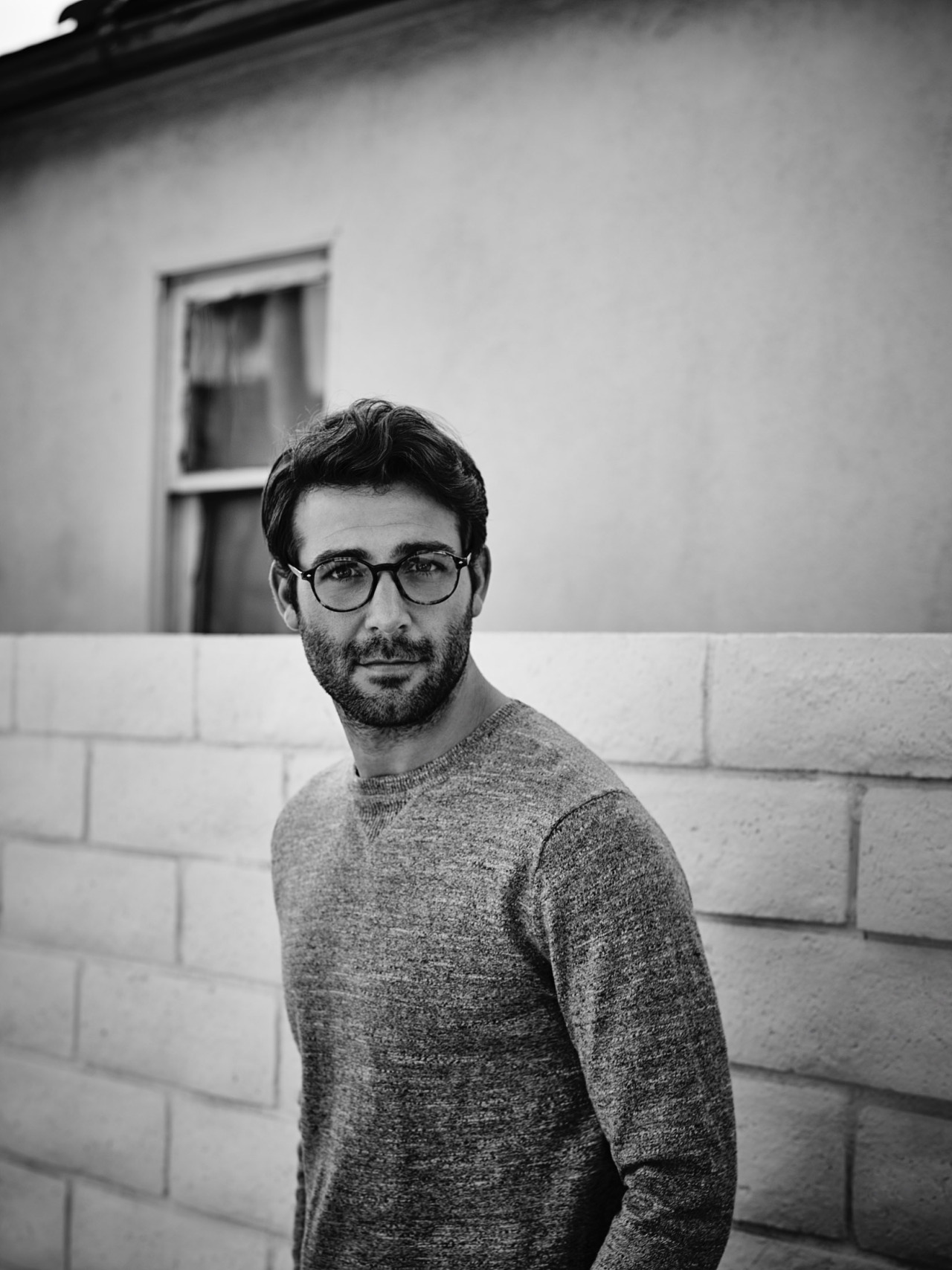 Zoo Actor James Wolk Sports Summer Styles for Esquire Shoot