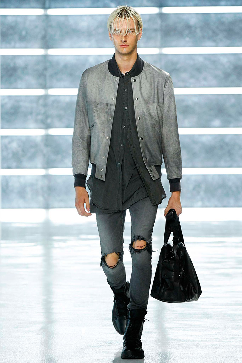 dsquared2_John Elliott + Co. Spring/Summer 2016 Collection | New York Fashion Week: Men | The ...