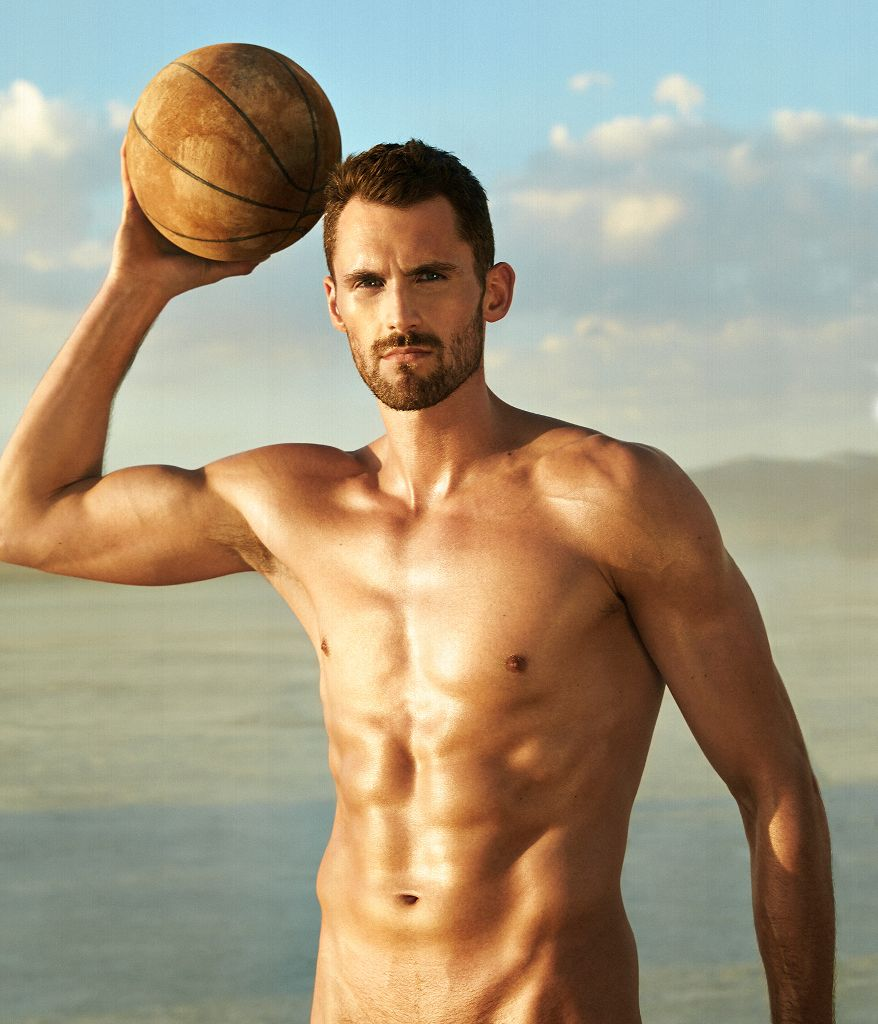ESPN 2015 Body Issue: Tyler Seguin, Kevin Love + More Athletes Go Nude
