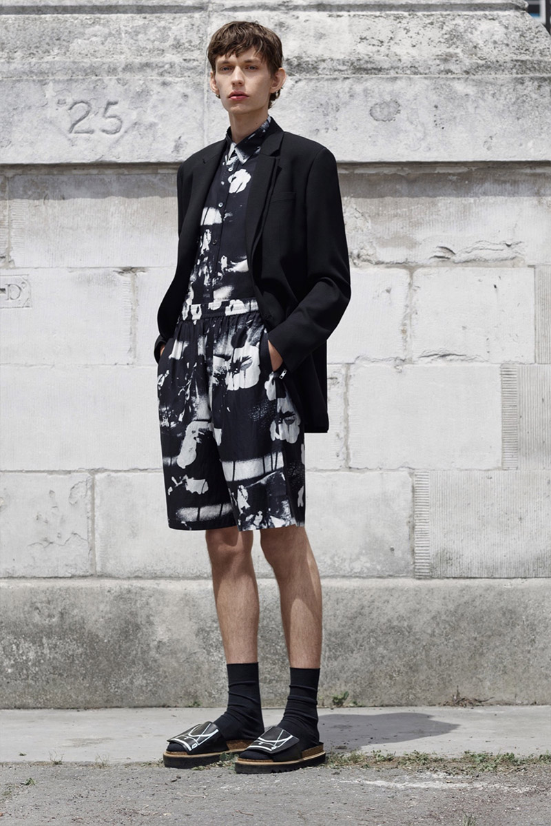 McQ Alexander McQueen Spring/Summer 2016 Menswear Collection Does Sporty Tailoring