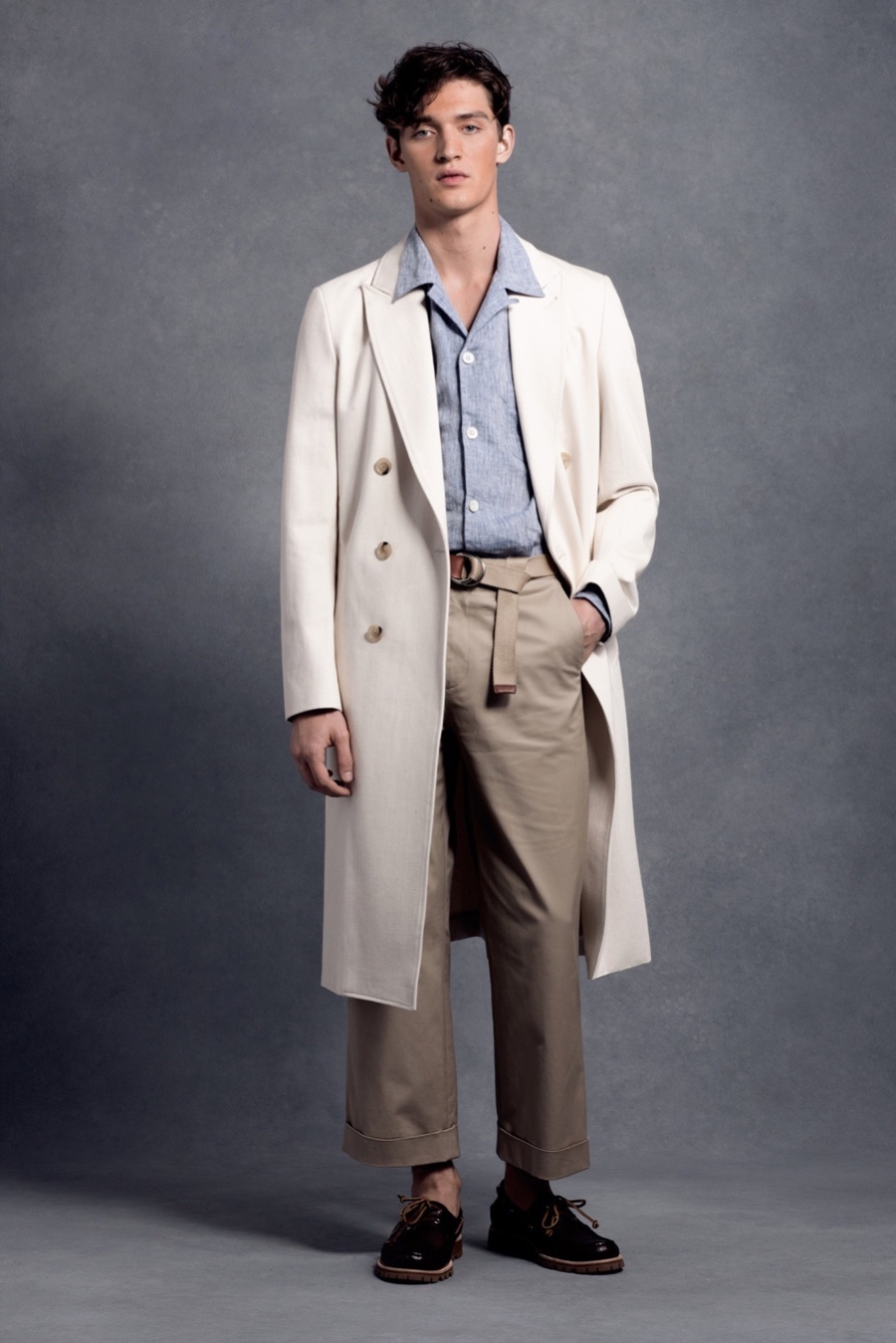 Michael Kors Spring/Summer 2016 Collection | New York Fashion Week: Men