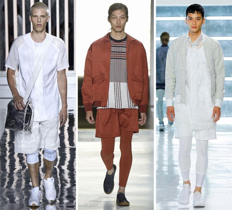 Spring Summer 2016 Menswear Trends New York Fashion Week Men