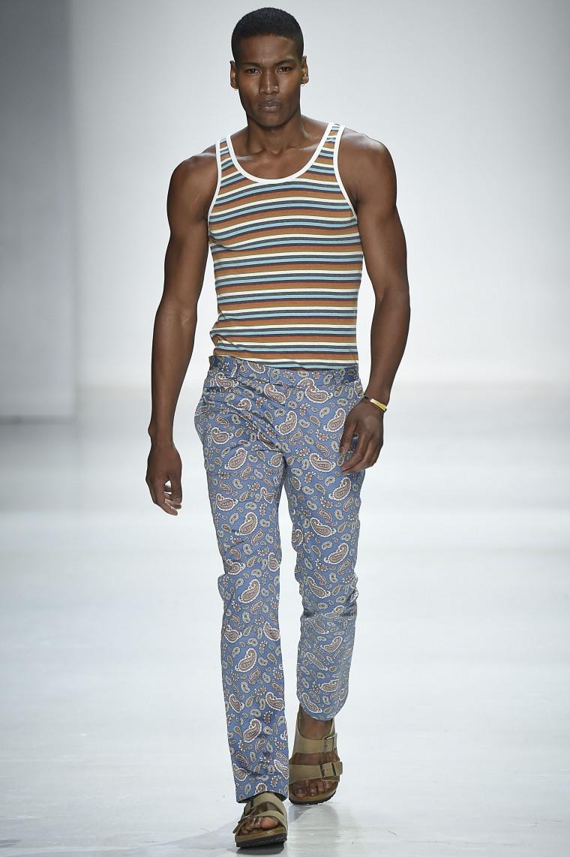 Parke & Ronen Spring/Summer 2016 Collection | New York Fashion Week: Men