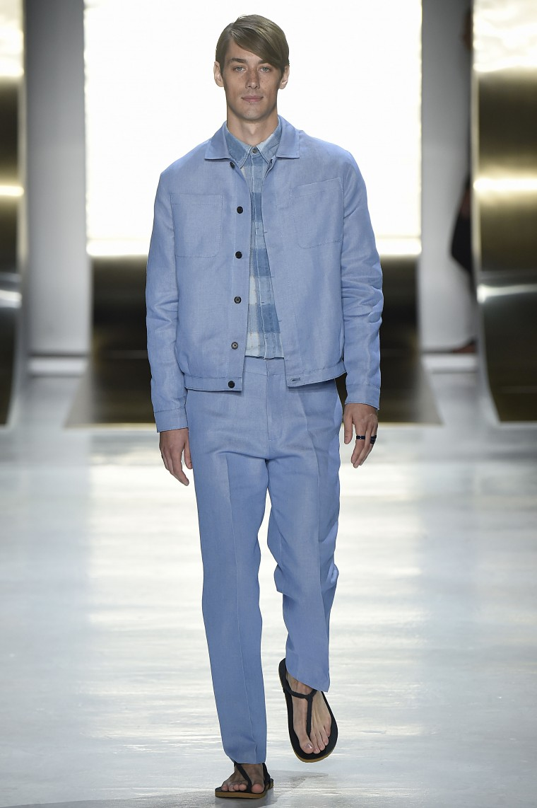 Perry Ellis Spring/Summer 2016 Collection | New York Fashion Week: Men