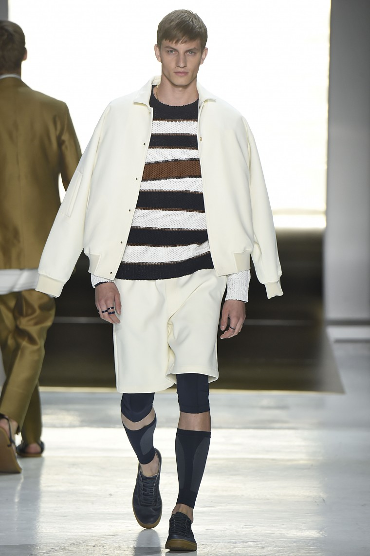 Spring Summer 2016 Menswear Trends New York Fashion Week Men