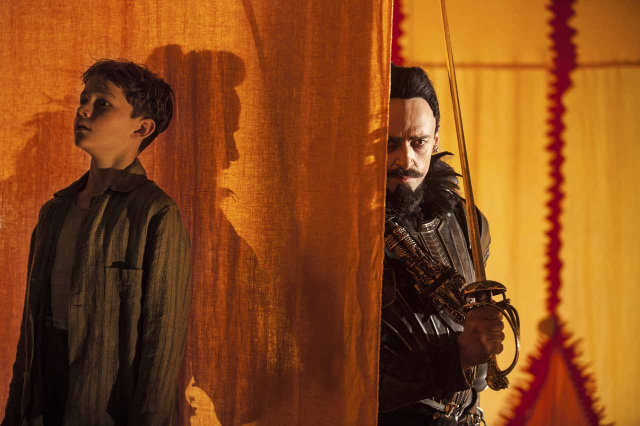 See New Pan Movie Poster Featuring Hugh Jackman + More