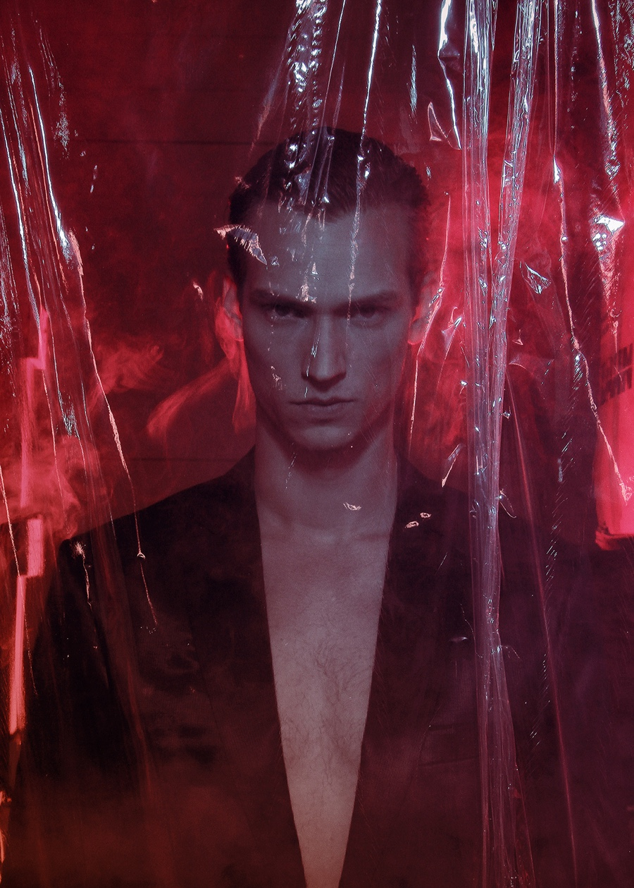 Red Lights: Philipp Bierbaum by Paz Stammler