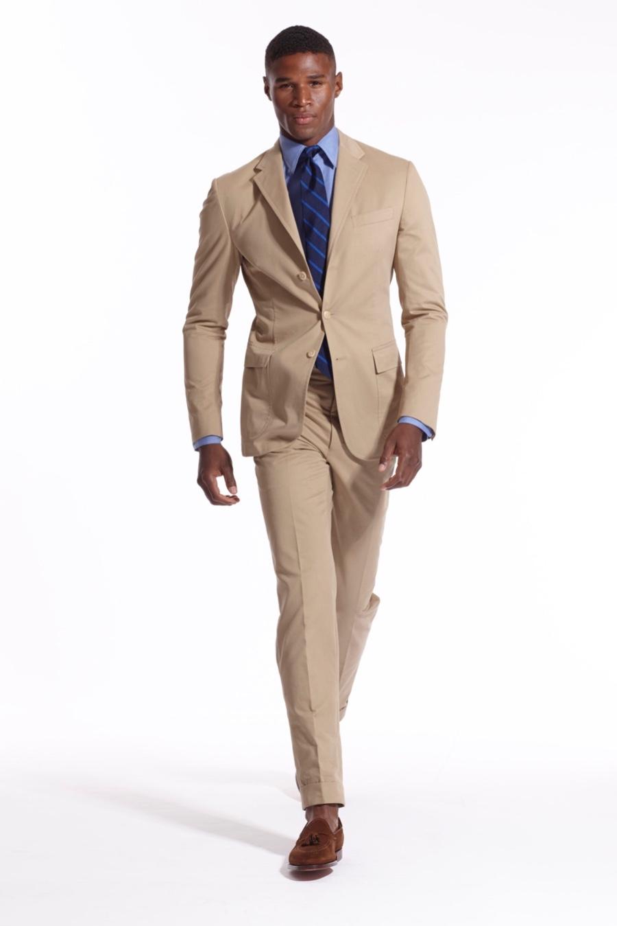 Men Fashions At New York Fashion Show
