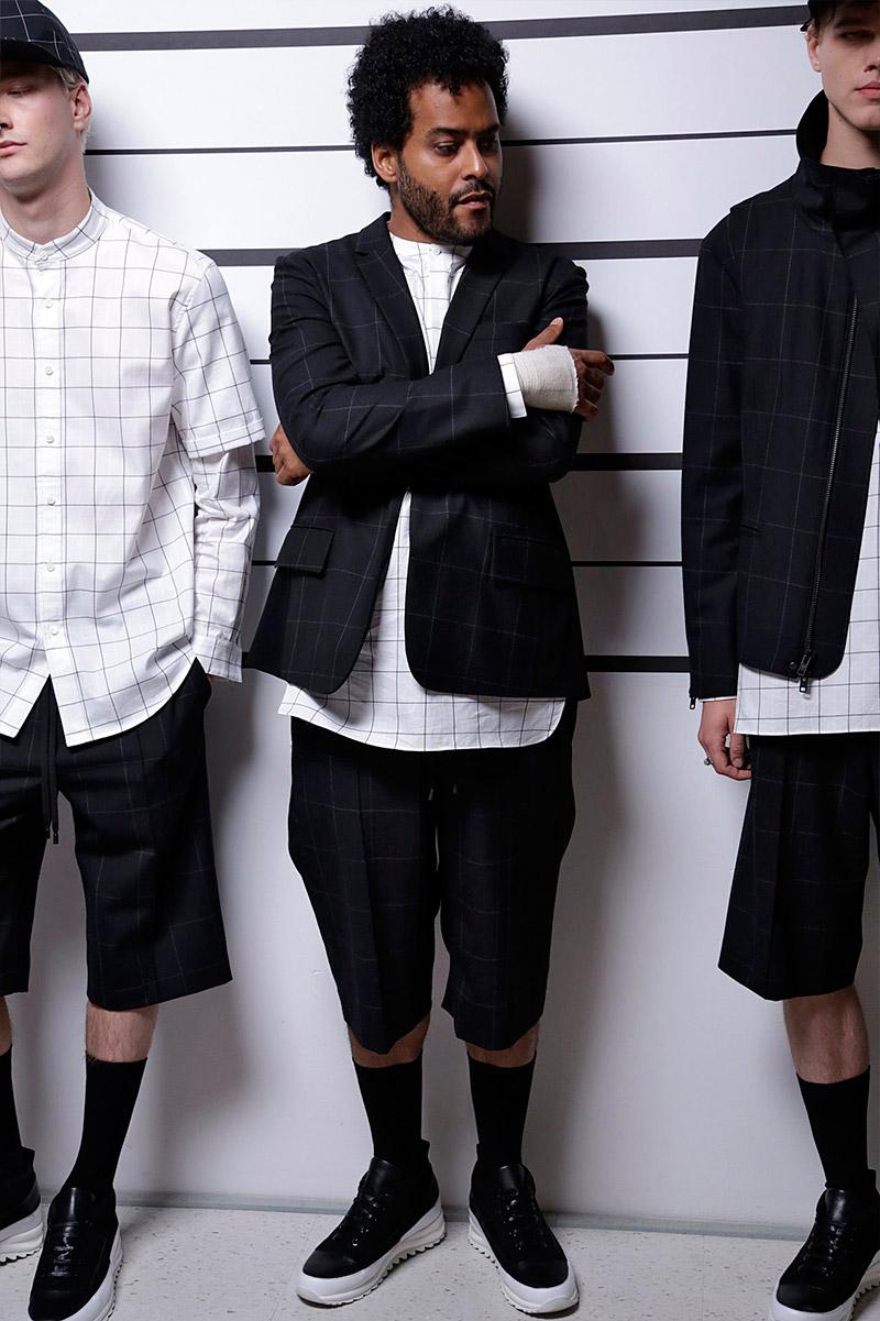 Public School Spring/Summer 2016 Collection | New York Fashion Week: Men