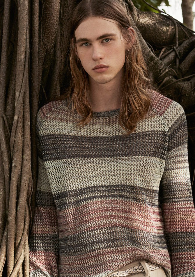 Pull & Bear Embraces Easy Summer Style