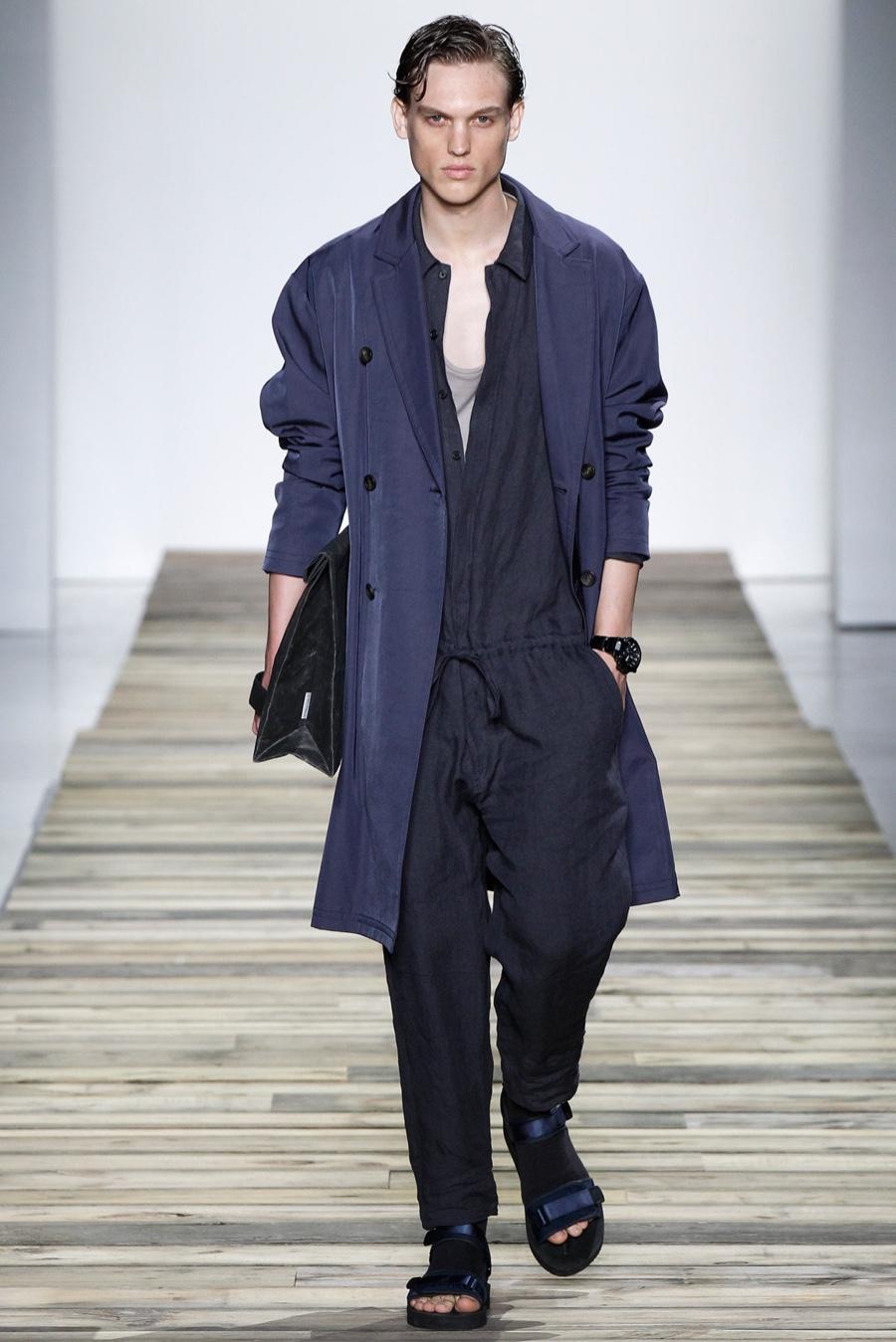 Robert Geller Spring/Summer 2016 Collection | New York Fashion Week: Men
