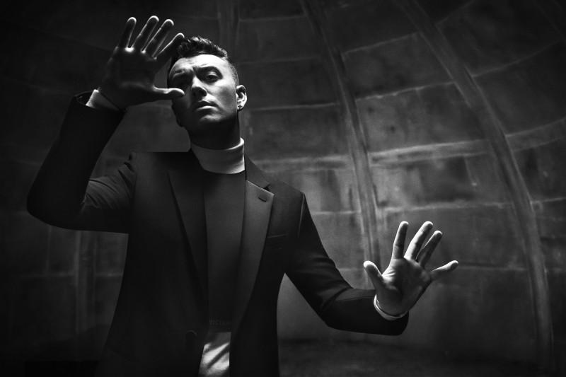 Sam Smith stars in Balenciaga Fall/Winter 2015 Menswear Campaign