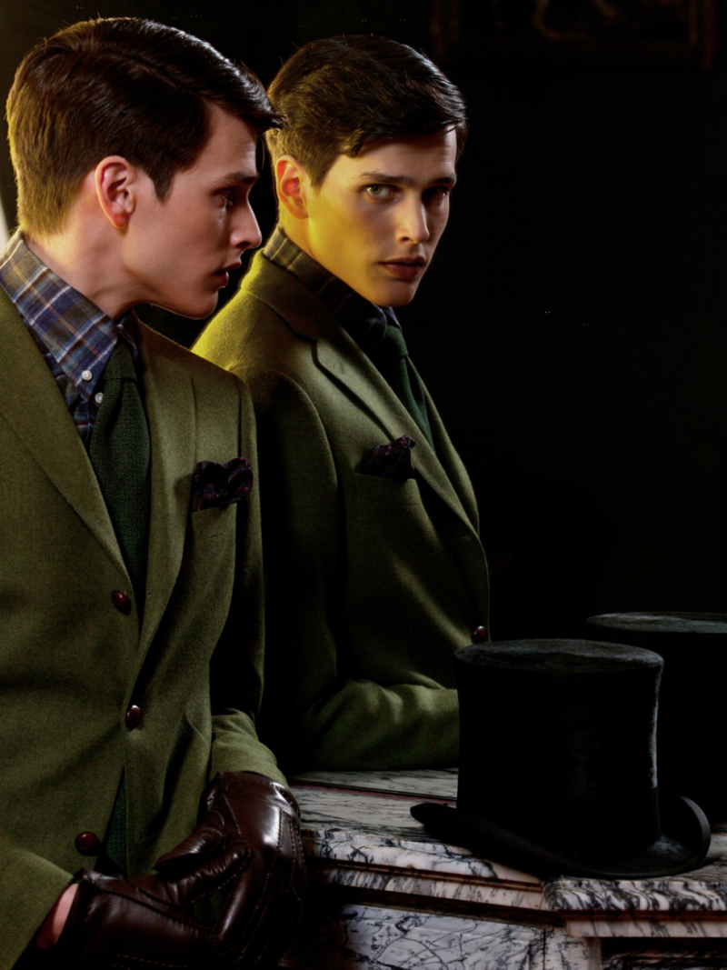 Scapa Presents Timeless Menswear for Fall/Winter 2015 Collection