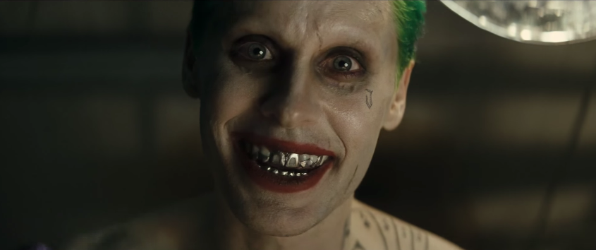 Watch 'Suicide Squad' Trailer from Comic-Con