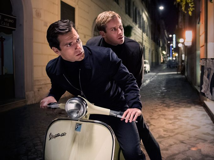 Watch New 'The Man from U.N.C.L.E.' Trailer