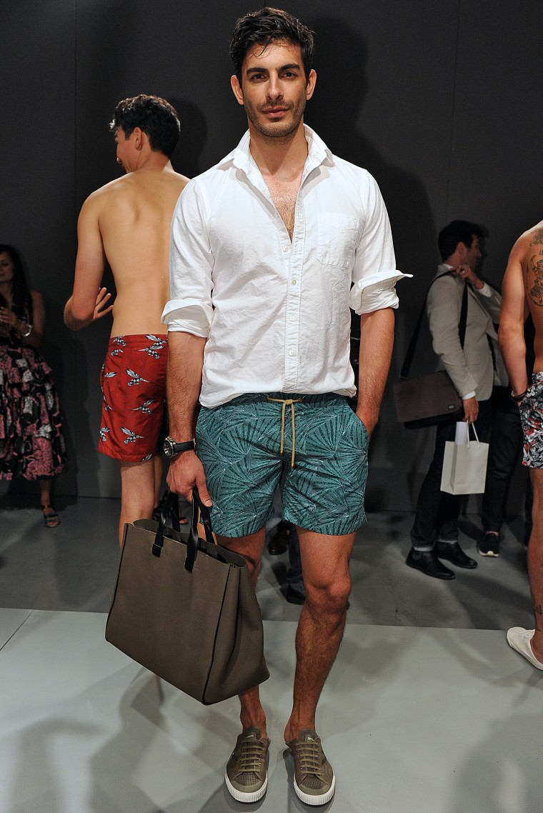 Thorsun Spring/Summer 2016 Collection | New York Fashion Week: Men