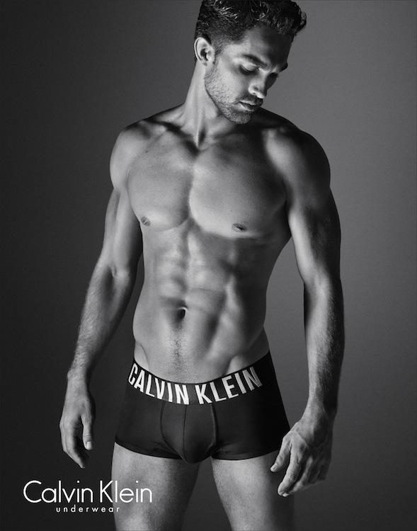 Calvin Klein Underwear Models 2015