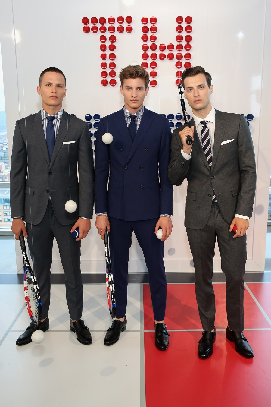 Tommy Hilfiger Tailored Spring/Summer 2016 Collection   New York Fashion Week: Men