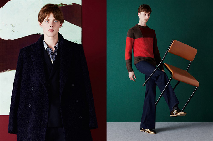 Topman Goes Hippie Mod for Fall/Winter 2015 Collection