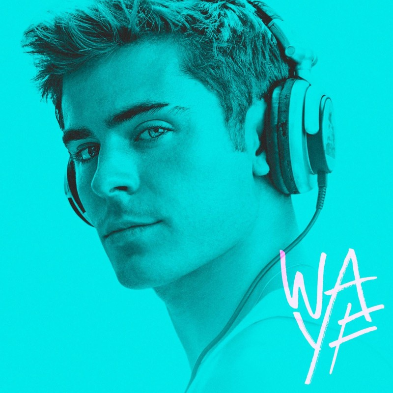 Zac Efron as Cole Carter in We Are Your Friends