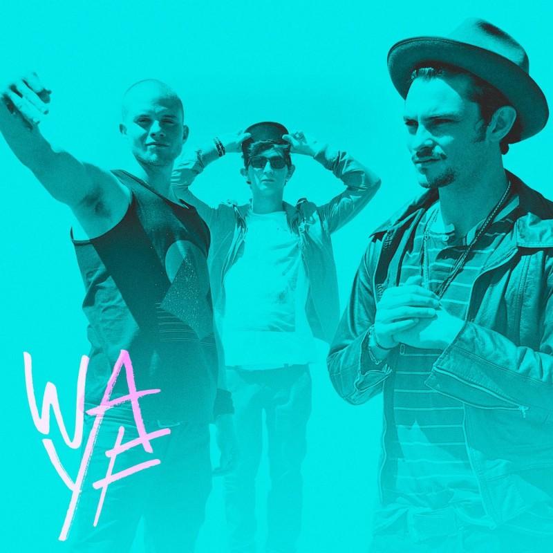 Jonny Weston, Alex Shaffer and Shiloh Fernandez in We Are Your Friends
