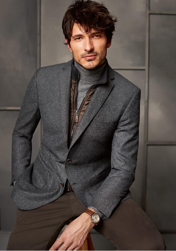 Andres Velencoso Segura Embraces Smart Style For Carl