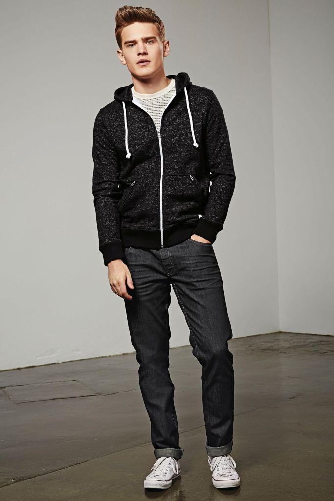 S British Mens Fashion Casual Butler