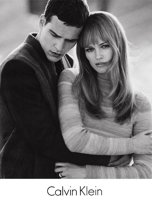 Calvin Klein Fall Winter 2015 Campaign Alexandre Cunha