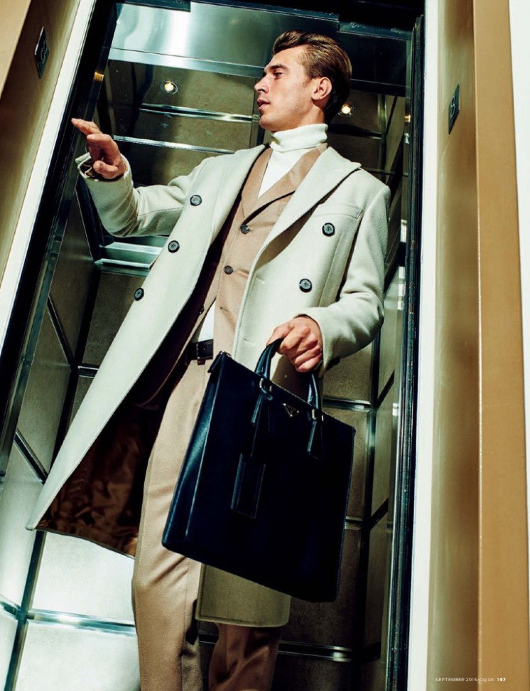 Clement Chabernaud GQ Germany September 2015 Fashion Editorial 005
