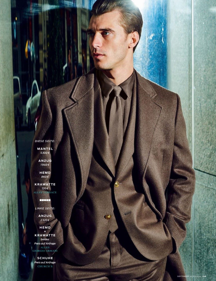 Clement Chabernaud GQ Germany September 2015 Fashion Editorial 007