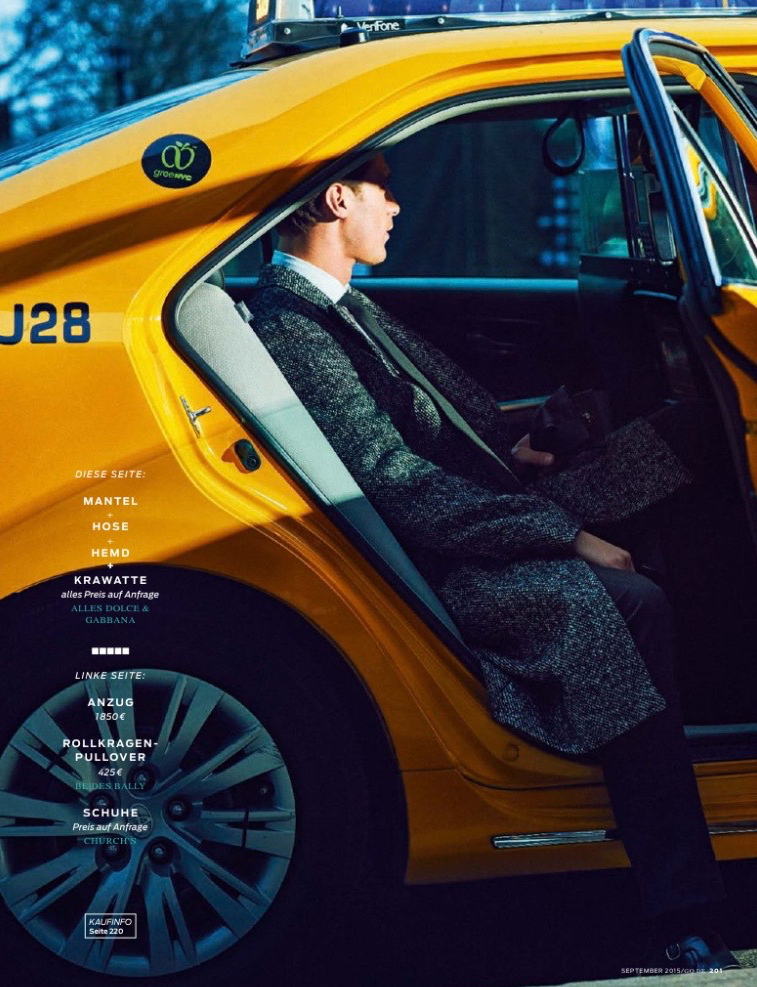 Clement Chabernaud GQ Germany September 2015 Fashion Editorial 009